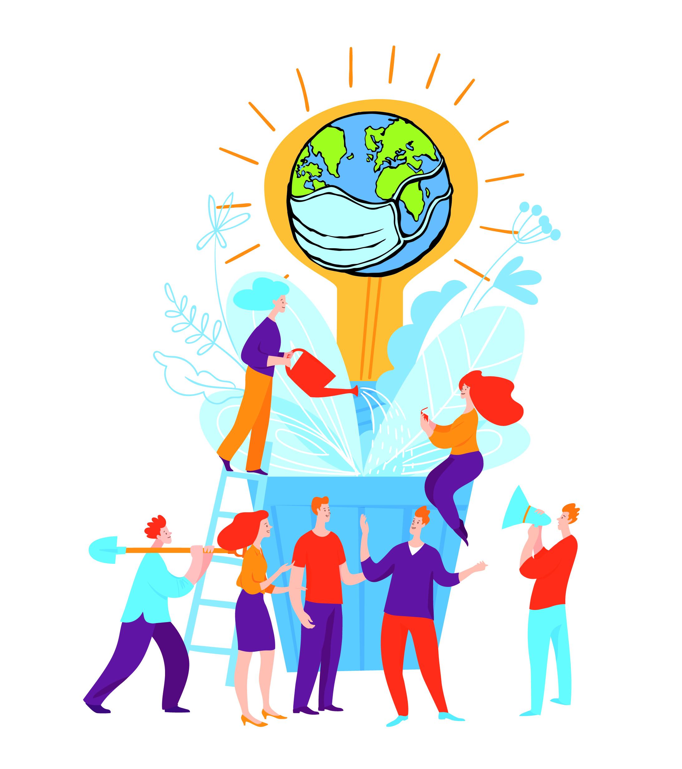חדשנות וצמיחה בעידן אי-הוודאות: סימולציות בחינוך בתקופת הקורונה